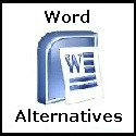 Alternatives for Microsoft Word