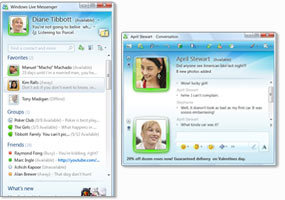 Forced to use The New Windows Live Messenger You Hate?