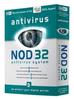 NOD32 Antivirus Review