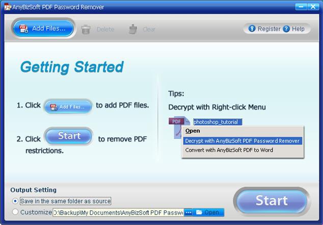 AnybizSoft_PDF_Password_Remover