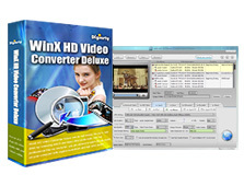 Get WinX HD Video Converter Deluxe for Free