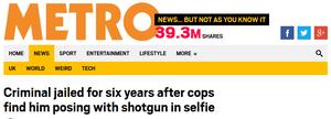 Selfie Criminal
