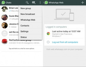 whatsapp web alternatives
