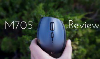 Logitech M705 Review