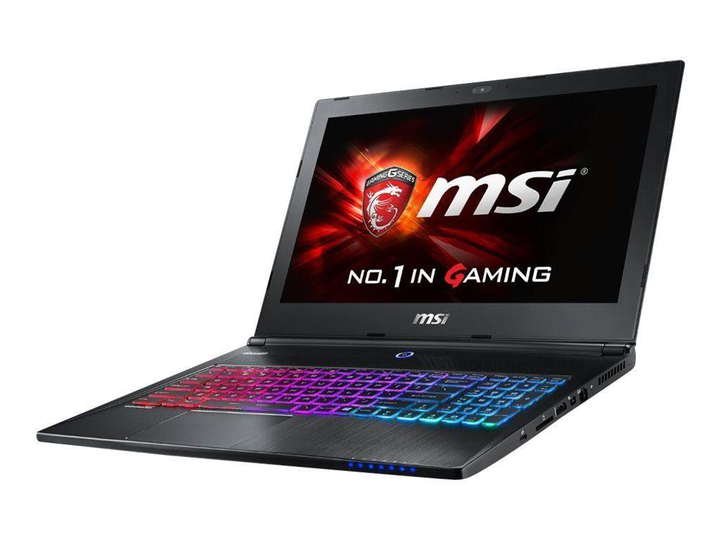 MSI GS60 Ghost Pro-002 - i7-6700HQ