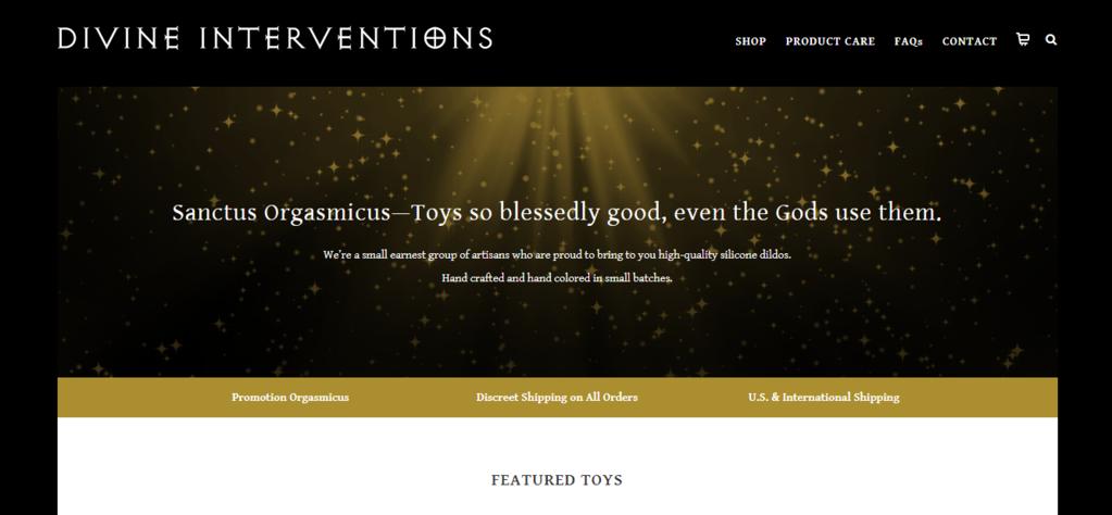 Divine-Interventions.com