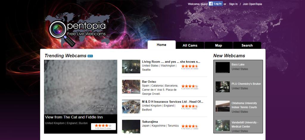 Opentopia.com